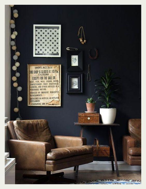 black-wall