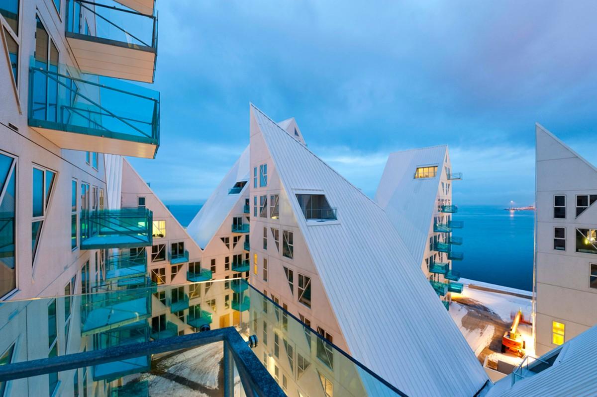 Architecture Iceberg 2