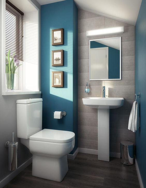 Bathroom colours 1