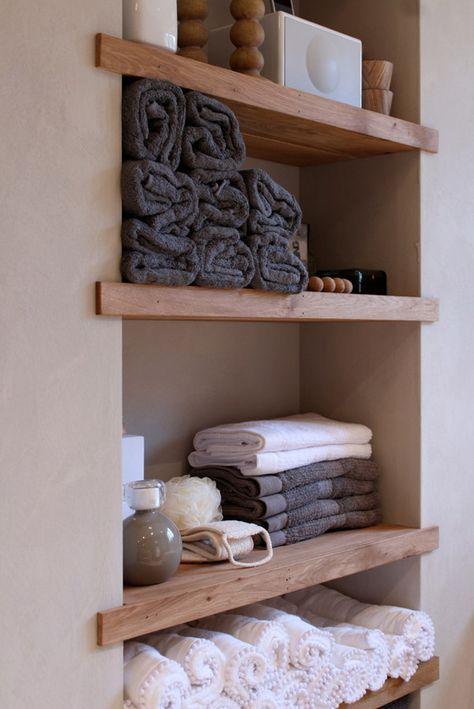 Bathroom shelf 1