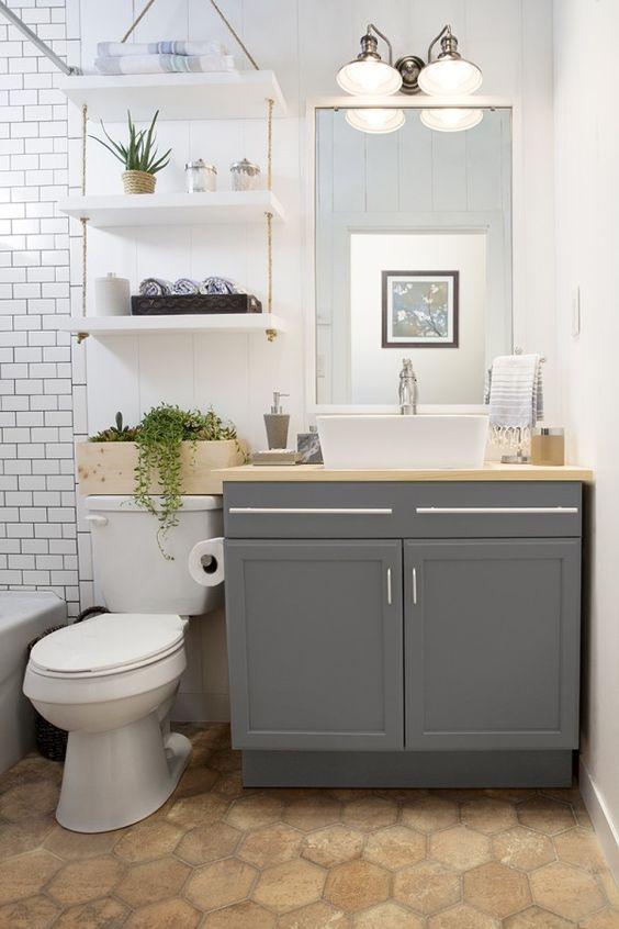 Bathroom shelf 2