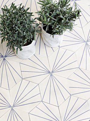 Cement rabisco branco