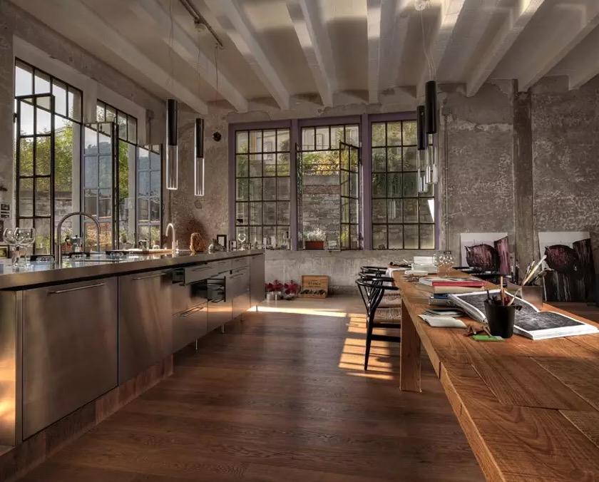 Cozinha Lake Como