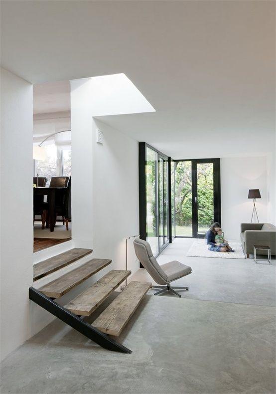 Ingunn stairs